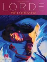 Lorde - Melodrama - Partition - di-arezzo.fr