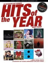 Hits Of The Year 2017 - Easy Piano Partition laflutedepan.com