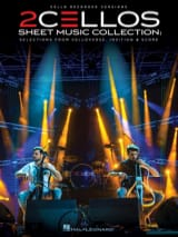 2Cellos - 2 Cellos Sheet Music Collection - Partition - di-arezzo.fr