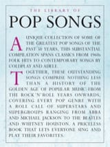 The Library Of Pop Songs Partition laflutedepan.com