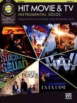 Hit Movie & TV Instrumental Solos Partition laflutedepan.com