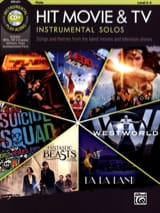 Hit Movie & TV Instrumental Solos Partition laflutedepan.com