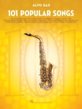 101 Popular Songs Partition Saxophone - laflutedepan.com