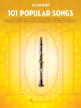 101 Popular Songs Partition Clarinette - laflutedepan.com
