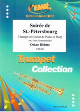 Oskar Böhme - St. Petersburg evening - Sheet Music - di-arezzo.co.uk