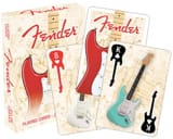 Jeu Musical - Gioco di carte - Fender Stratocaster - Accessorio - di-arezzo.it