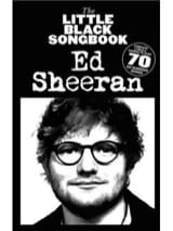 Ed Sheeran - The Little Black Songbook - Ed Sheeran - Sheet Music - di-arezzo.com