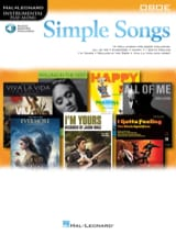 Simple Songs Partition Hautbois - laflutedepan.com