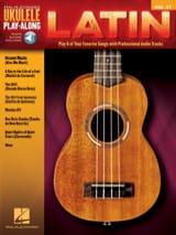 Ukulele Play-Along Volume 37 - Latin Partition laflutedepan.com