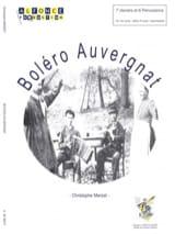 Christophe Merzet - Boléro Auvergnat - Partition - di-arezzo.fr