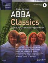 Abba Classics Abba Partition Saxophone - laflutedepan.com