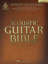 Acoustic Guitar Bible - 2nd Edition Partition laflutedepan.com