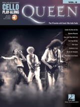 Queen - Cello Play-Along Volume 8 - Queen - Partition - di-arezzo.fr