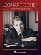 Leonard Cohen - Leonard Cohen for Easy Piano - Sheet Music - di-arezzo.co.uk