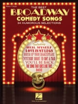 The Best Broadway Comedy Songs Partition laflutedepan.com