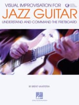 Visual Improvisation for Jazz Guitar Brent Vaartstra laflutedepan