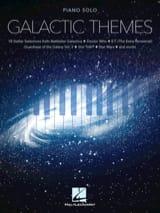 Galactic Themes - Partition - Musiques de films - laflutedepan.com