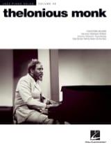 Jazz Piano Solos Series Volume 49 - Thelonious Monk laflutedepan.com