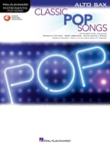 Classic Pop Songs Partition Saxophone - laflutedepan.com