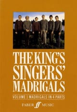 The King's Singers' Madrigal Vol. 1) Collection laflutedepan.com
