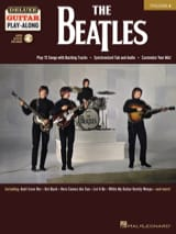 The Beatles - Deluxe Guitar Play-Along Volume 4 - The Beatles - Partition - di-arezzo.fr