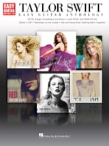 Taylor Swift - Taylor Swift – Easy Guitar Anthology - Partition - di-arezzo.fr
