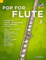 Pop For Flute - Volume 2 Partition laflutedepan.com