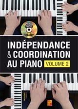 Indépendance & Coordination Au Piano - Volume 2 laflutedepan.com