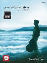 - Antonio Carlos Jobim For Classical Guitar - Partition - di-arezzo.fr