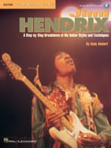 Jimi Hendrix - Guitar Signature Licks - Partition - di-arezzo.fr