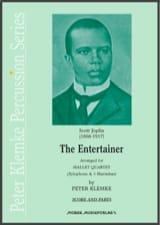 Scott Joplin - The Entertainer - Partition - di-arezzo.fr