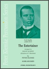 The Entertainer Scott Joplin Partition laflutedepan.com