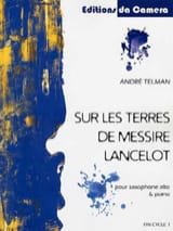 André Telman - On the lands of Messire Lancelot - Sheet Music - di-arezzo.co.uk