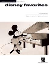Jazz Piano Solos Series Volume 51 - Disney Favorites laflutedepan.com