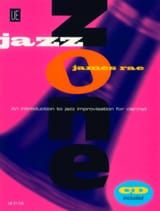 Jazz Zone - Clarinet - James Rae - Partition - laflutedepan.com