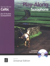 World Music Celtic - Play-Along Saxophone laflutedepan.com