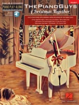 ThePianoGuys - Piano Play-Along Volume 9 - The Piano Guys – Christmas Together - Partition - di-arezzo.fr