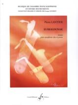 Pierre Lantier - Euskaldunak - Partition - di-arezzo.fr