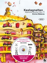 KASTAGNETTEN - Buch 1 Emma Maleras Partition laflutedepan