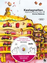 KASTAGNETTEN - Buch 2 Emma Maleras Partition laflutedepan