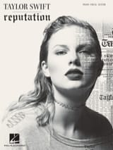 Taylor Swift - Taylor Swift – Reputation - Partition - di-arezzo.fr