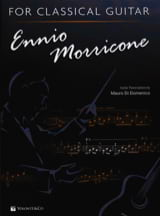 Ennio Morricone - Ennio Morricone For Classical Guitar - Sheet Music - di-arezzo.co.uk