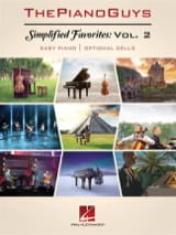 ThePianoGuys - Simplified Favorites Volume 2 - Partition - di-arezzo.fr
