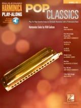 Harmonica Play-Along Volume 8 - Pop Classics laflutedepan.com