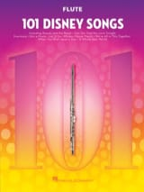 101 Disney Songs DISNEY Partition Flûte traversière - laflutedepan.com