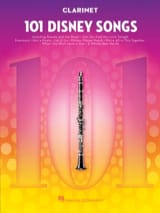 101 Disney Songs DISNEY Partition Clarinette - laflutedepan.com