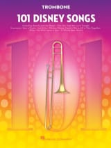 101 Disney Songs DISNEY Partition Trombone - laflutedepan.com