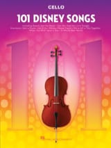 101 Disney Songs DISNEY Partition Violoncelle - laflutedepan.com