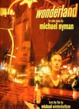 Michael Nyman - Wonderland - Movie Music - Sheet Music - di-arezzo.co.uk