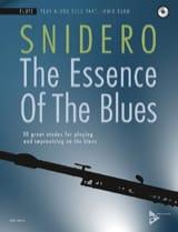 The Essence Of The Blues Jim Snidero Partition laflutedepan.com